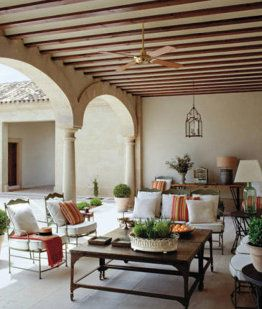 Terrazas Jardines y Balcones