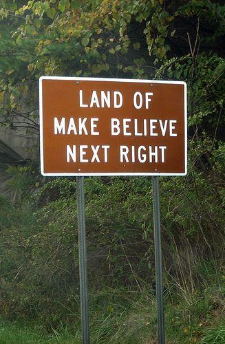 Turn here.: