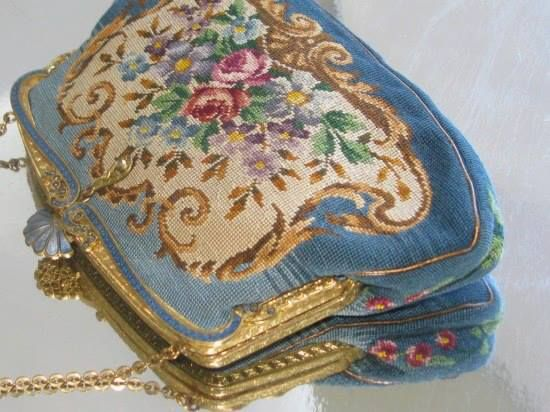Beautiful vintage purse