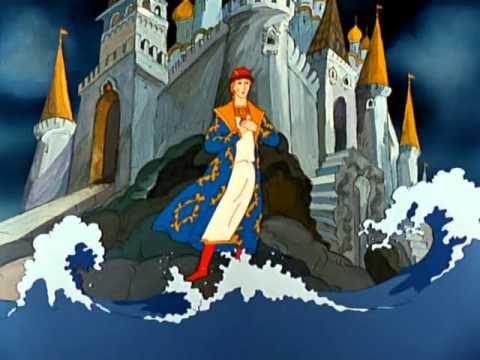 Сказка о царе Салтане/ The Tale of King Saltan (lyrics by: Alexandr Puschkin, 18-19th century Russian writer/ poet)