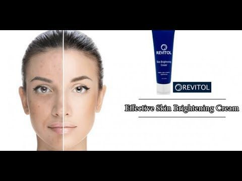 Best Natural Skin Brightener Cream Revitol Skin Brightener Cream