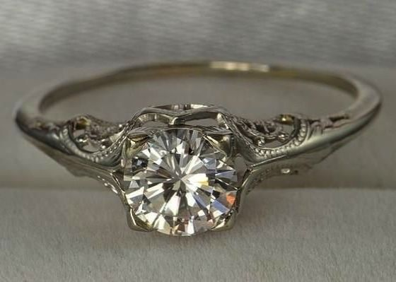 Interesting Vintage Engagement Rings Nyc Xo Antique Wedding Rings Antique Engagement Rings Vintage Engagement Rings Simple