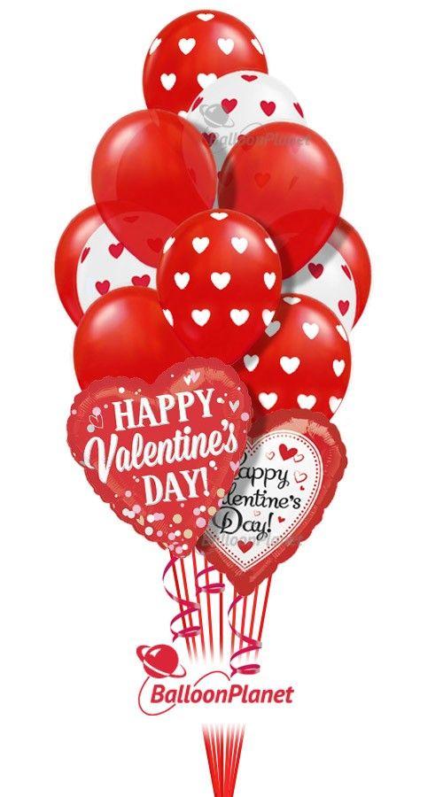 "Qualatex Heart Shaped 15/"" Latex Balloons x 5 You Choose The Colour"