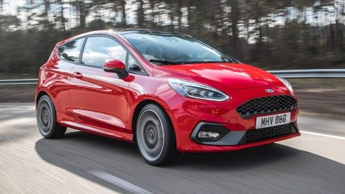 2018 Ford Fiesta St Prices Have Been Announced Ford Fiesta St