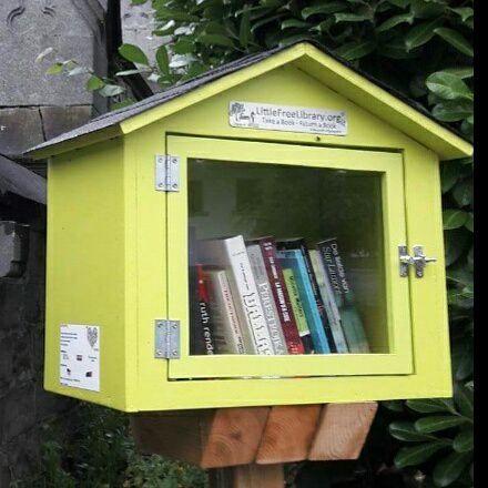 Boekenruilkast Teuven
