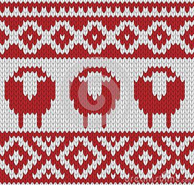 Sheep Chart | DIY - Mönsterstickning | Pinterest | Charts ...