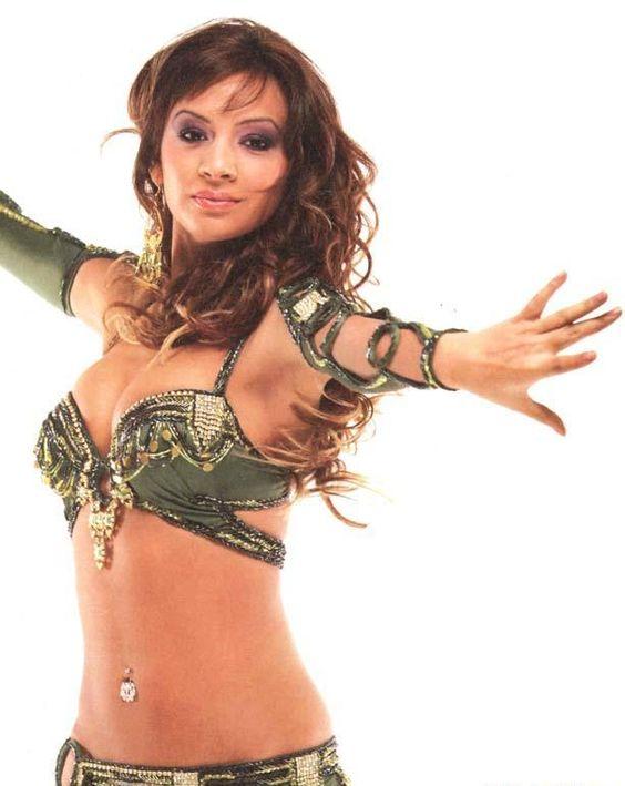 Didem, una de las mejores bailarinas del vientre del mundo