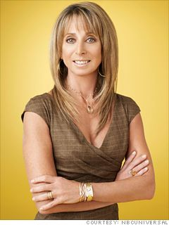 33. Bonnie Hammer  Chairman, NBC Universal Cable Entertainment and Cable Studios  Comcast  2011 rank: 36  Age: 62  Hammer's portfolio continues to deliver eyeballs -- and some 2 billion in 2011 profits --to NBCU: Syfy viewership increased by 10%, a rebranded E! launched several original programs, and USA remains cable's most-watched network.