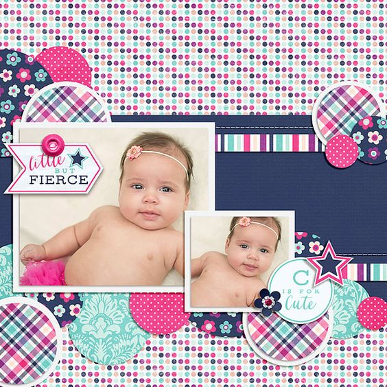 Circle the Block Template Pack by Miss Fish Templates https://www.gottapixel.net/store/product.php?productid=10029881 Little But Fierce by Misty Cato and Meghan Mullens (retired)