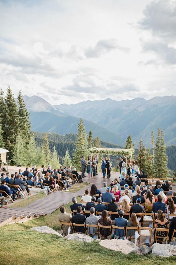The Most Breathtaking Wedding Venues In Colorado Mountain Wedding Venues Outdoor Wedding Venues Colorado Wedding Venues
