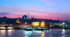 Today I'd go ... to Istanbul, Turkey