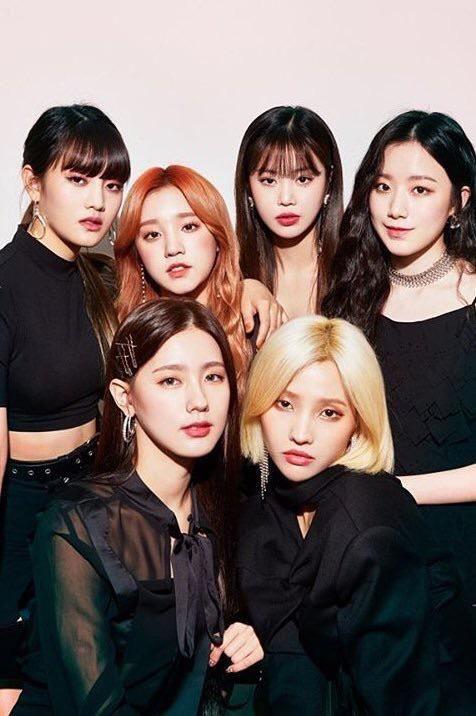 Gidle Japan Kpop Girl Groups Kpop Girls Korean Girl Groups