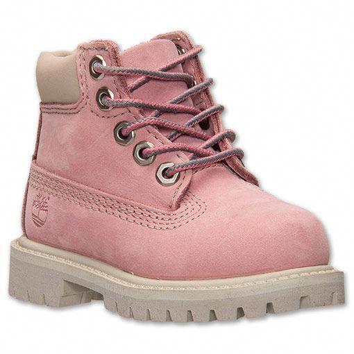 chaussure enfants fille bottes timberlande