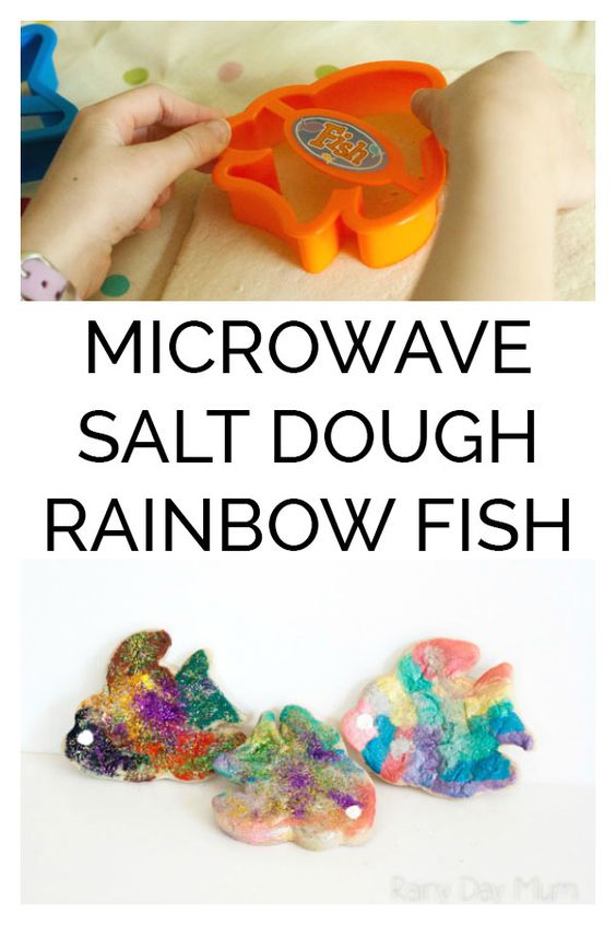 salt dough recipes salts fish dough recipe rainbows the salt ...