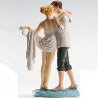 httpwwwmariage originalcom15616 thickboxfigurine sous les tropiquesjpg mariage danne c pinterest mariage and figurine - Figurine Mariage Personnalise