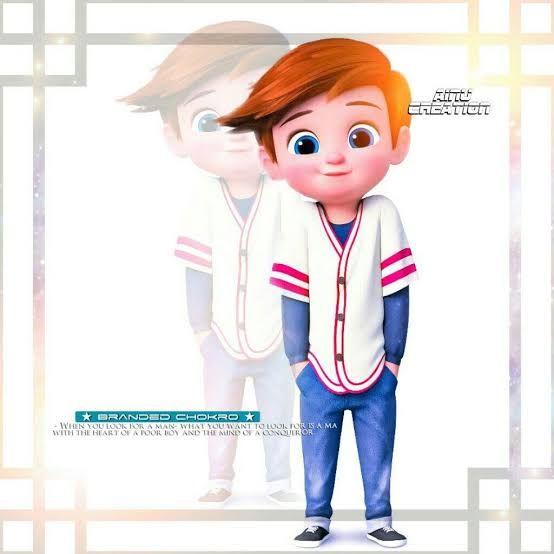 Pin On Dpz Love boy cartoon hd wallpaper