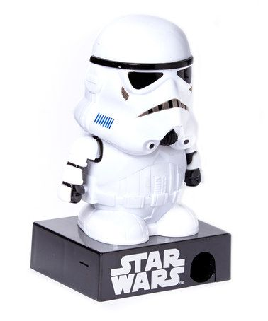 Another great find on #zulily! Star Wars Storm Trooper Candy Dispenser & Candy #zulilyfinds