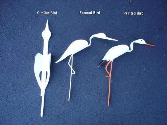 making yard birds from pvc pipe birds yards and pvc pipes
