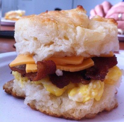 Best & Easiest Buttermilk Biscuits