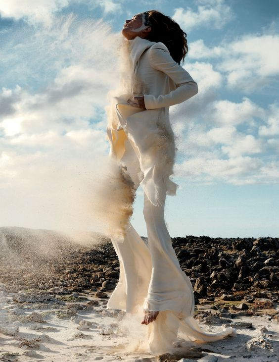 Erin Wasson by Petrovsky & Ramone for Vogue Nederland May 2013
