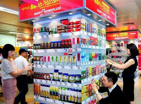 Supermercados virtuais