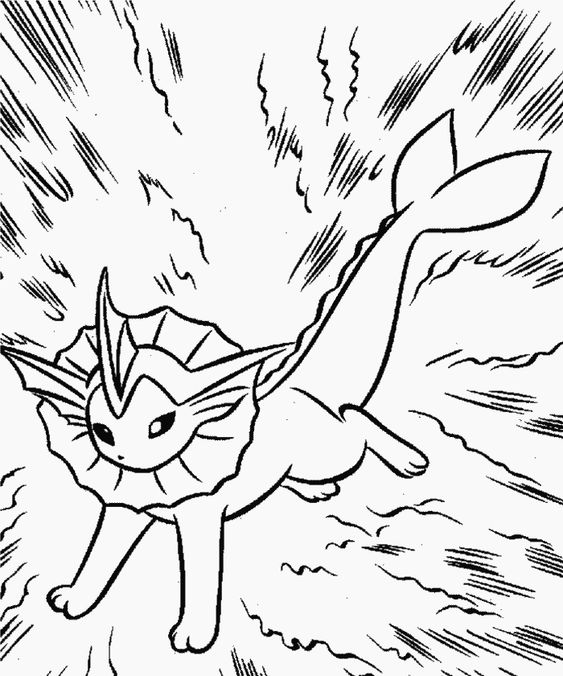 Pokemon coloring pages water pokemon coloring pages for Water pokemon coloring pages