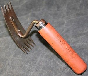 Vintage Craftsman No 8424 Garden Flower Farm Weed Puller Tool