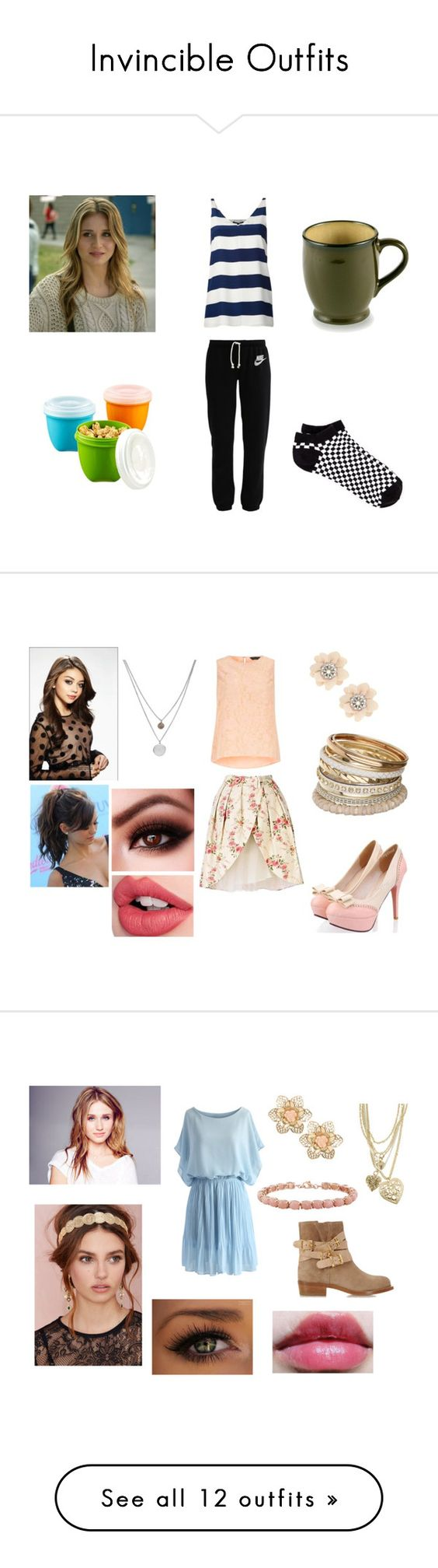 """""""Invincible Outfits"""" by hazardousintentions on Polyvore"""