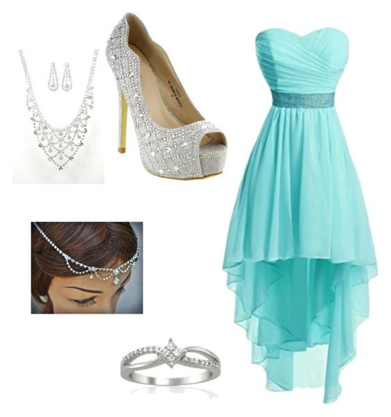 """Prom!!!"" by anagrace-kotulak ❤ liked on Polyvore featuring Belk & Co."