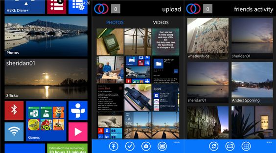 2flicka official Flickr application update for Windows Phone 8 devices   An update is available on the official Flickr 2flicka feature-rich applications for Windows Phone 8 devices - 1.4.0.0. The latest version of notifications, support for re- Flickr options UI felújításit a fairly large and contains some bugfixes.