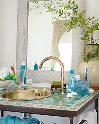 Badezimmer Deko Orientalisch Badezimmer Orientalisch Deko Ideen Fliesenfolie