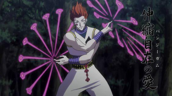 Hunter X Hunter Hisoka Wallpaper Hunter Anime Hisoka Hunter X Hunter