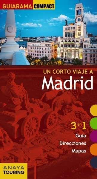 ESTIU-2016. Javier Reverte. Un corto viaje a Madrid. ESP. Madrid