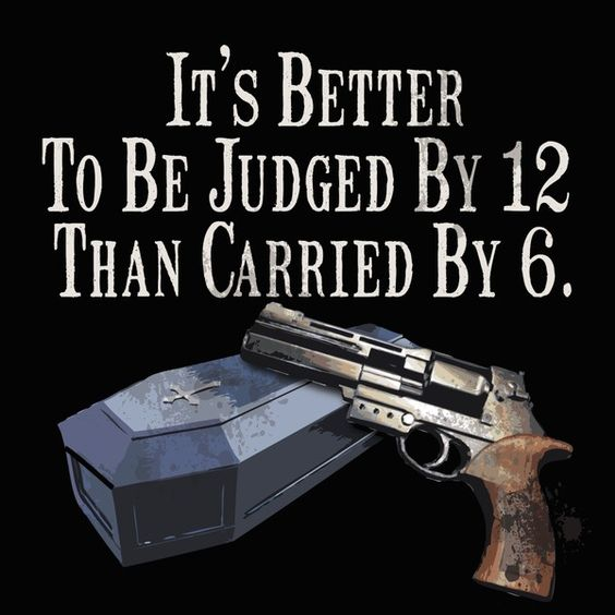 I own a gun do you