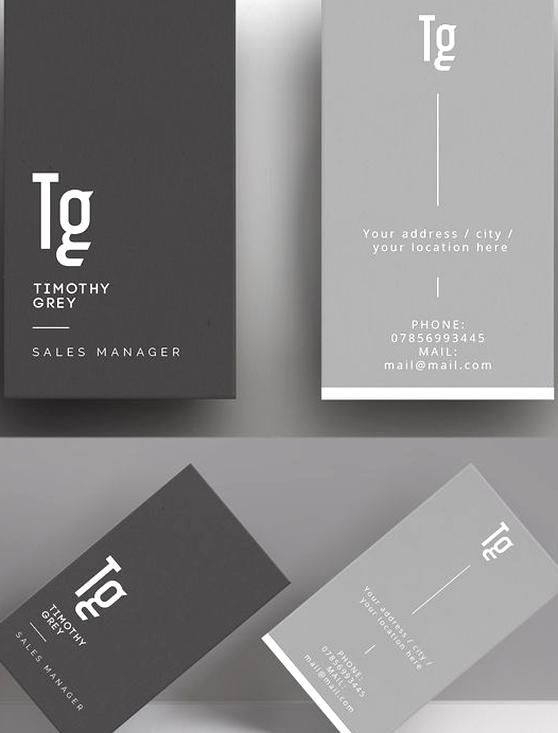 Business Card Template For Photoshop In 2020 Card Template Business Card Template Cards