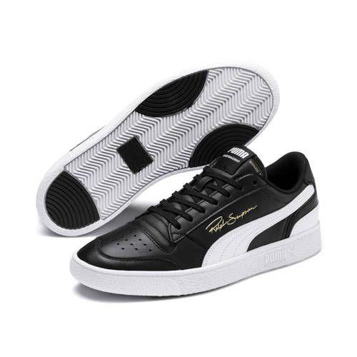 Ralph Sampson Lo sneakers zwart/wit | Zwart, Zwart wit, Sneaker