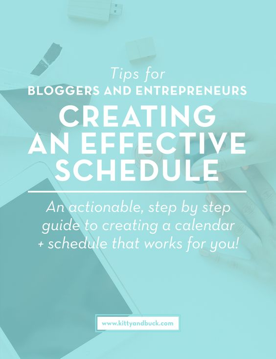 """Tips for Bloggers, Entrepreneurs and Small business owners. Creating a schedule + Calendar that works for you. Part of a FREE 7-day Course called """"Productivity For Creative Thinkers"""". Click through to get on top of your calendar organization and to find out more about the free course! 