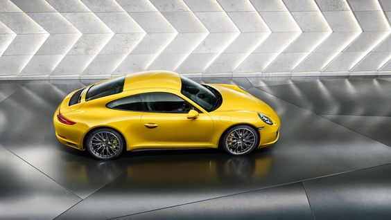 #Porsche911Carrera4S Coupé