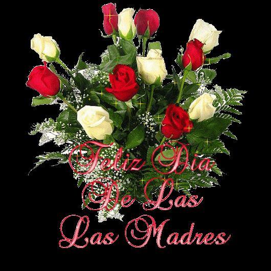 Imagenes De Feliz Dia De Las Madres Con Movimiento Con