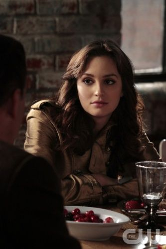 Leighton Meester as Blair Waldorf  PHOTO CREDIT:  GIOVANNI RUFINO/THE CW © 2011 THE CW Network, LLC.  All Rights Reserved.