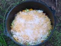 Dutch Oven Recipes: Dutch Oven Cooking, Cooking Camping, Camping Food, Campfire Cooking Recipes, Camping Outdoor, Camping Recipes, Camping Cooking, Dutch Oven Recipes