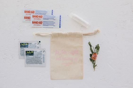 For Late Nights & Sprucing Up Bag