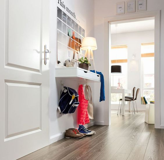 Ideas para decorar el recibidor y que resulte acogedor