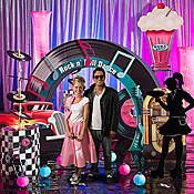 Ultimate Set the Stage Fifties Party Kit