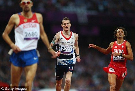 Devine doubles up with second bronze medal in 800m after stunning finish