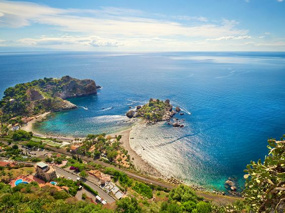 Sicily: rich in history, culture, and beautiful views. #europe #mediterranean #cruise