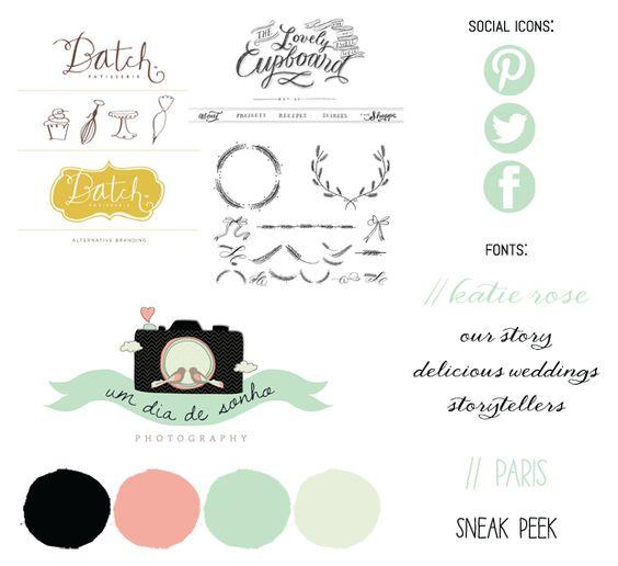 Moodboard, Web Design Project, Wedding Photography Portfolio Web Design  Project, WordPress