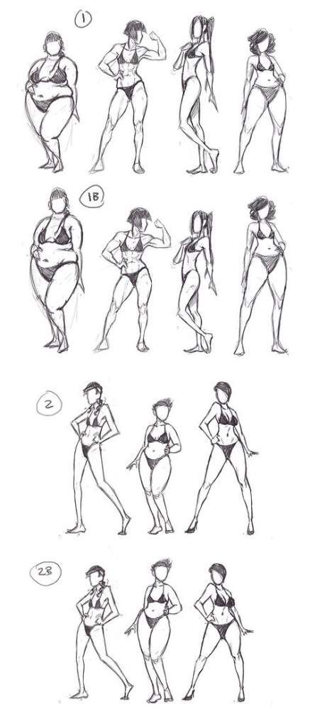 56 Ideas Drawing People Body Inspiration Female Anatomy Drawing People Girl Anatomy