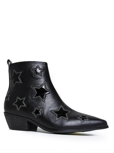 Fashionable Ankle Booties