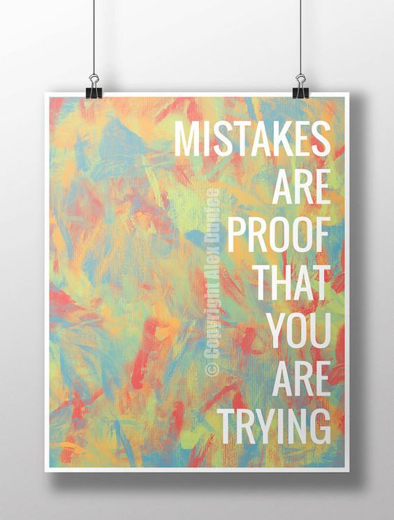 We All Make Them! | Community Post: 22 Cool Classroom Posters Under $12 You Can Find On Etsy